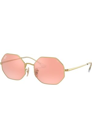 Ray-Ban Octagon 1972 Mirror Evolve , Pink Lenses - RB1972