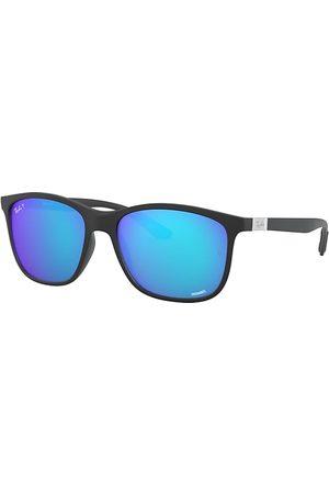 Ray-Ban Rb4330 Chromance , Polarized Blau Lenses - RB4330CH