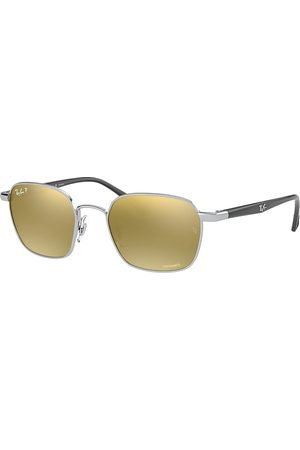 Ray-Ban Rb3664 Chromance transparent, Polarized Grün Lenses - RB3664CH