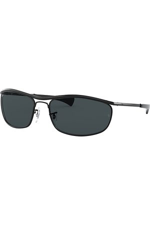 Ray-Ban Olympian I Deluxe , Blau Lenses - RB3119M