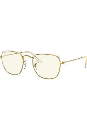 Ray-Ban Frank Clear Evolve With Blue-light Filter , Grau Lenses - RB3857