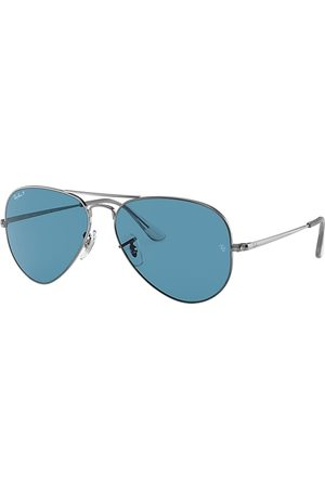 Ray-Ban Rb3689 , Polarized Blau Lenses - RB3689