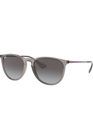 Ray-Ban Sonnenbrillen - Erika Color Mix Bordeaux, Grau Lenses - RB4171