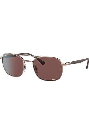 Ray-Ban Sonnenbrillen - Rb3670 Chromance , Polarized Lenses - RB3670CH