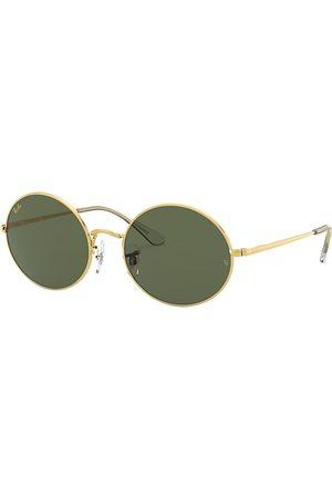 Ray-Ban Oval 1970 Legend , Grün Lenses - RB1970