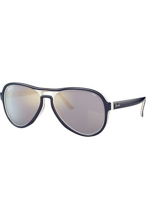 Ray-Ban Vagabond Mirror Evolve , Grau Lenses - RB4355