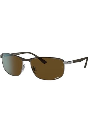 Ray-Ban Rb3671 Chromance , Polarized Lenses - RB3671CH
