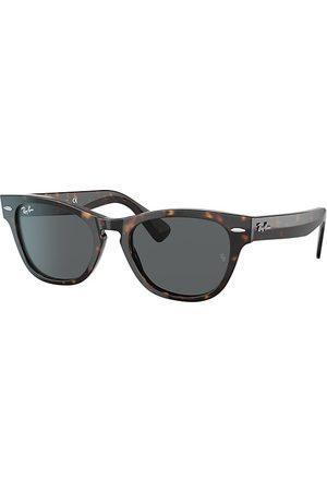 Ray-Ban Sonnenbrillen - Laramie Havana, Grau Lenses - RB2201