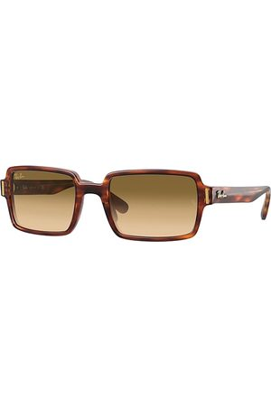 Ray-Ban Benji Shiny Striped Havana, Lenses - RB2189