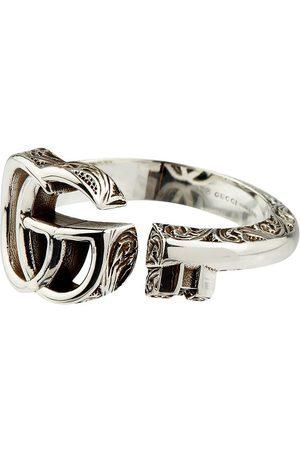 Gucci Herren Ringe - Offener Marmont Ring im Schlüssel-Design