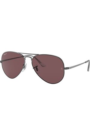 Ray-Ban Rb3689 , Polarized Violett Lenses - RB3689