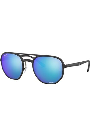 Ray-Ban Rb4321 Chromance , Polarized Blau Lenses - RB4321CH