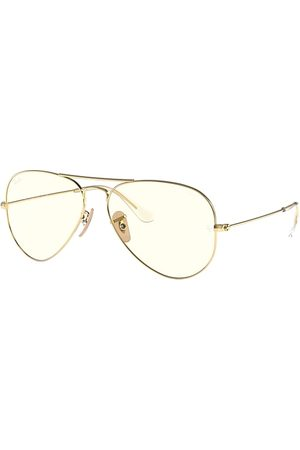 Ray-Ban Aviator Clear Evolve Glänzend , Grau Lenses - RB3025