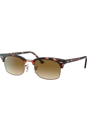 Ray-Ban Clubmaster Square Havana, Lenses - RB3916
