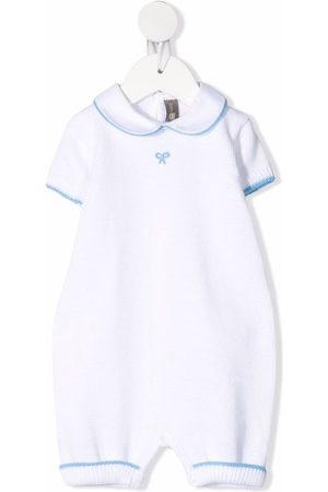 Little Bear Outfit Sets - Fine-knit babygrow