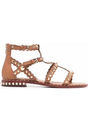 ASH Pixel leather sandals