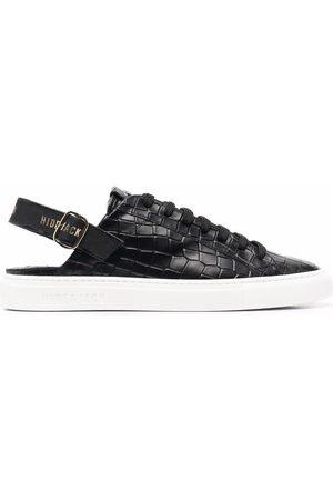 HIDE&JACK Herren Sneakers - Sneakers mit Kroko-Optik