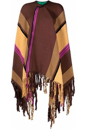 Colville Fringed striped cape