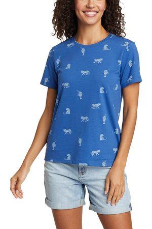 Eddie Bauer Myriad Shirt - bedruckt Damen Gr. XS
