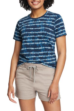 Eddie Bauer Damen Shirts - Myriad Shirt - bedruckt Damen Gr. XS