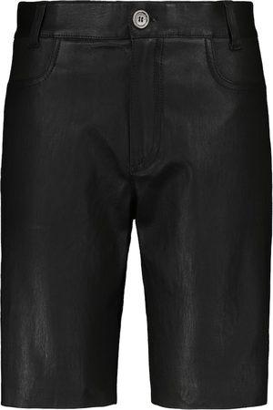 Stouls Damen Shorts - Shorts Sofiane aus Leder