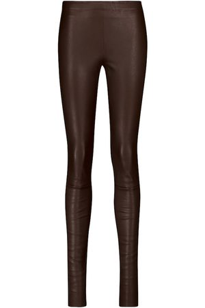 Stouls Damen Leggings & Treggings - Leggings Carolyn aus Leder
