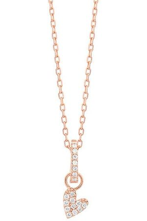 ELLA Juwelen Halsketten - Halskette - Herz - P0140S30RG