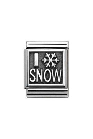 Nomination Accessoires - BIG - Composable Classic - I Love Snow - 332111/07