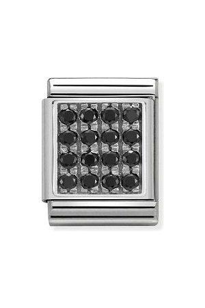 Nomination Accessoires - BIG - Composable Big - Black Pave - 332311/10