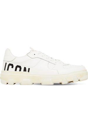 "Dsquared2 Herren Sneakers - Ledersneakers ""cylon-21"""