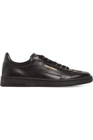 "Dsquared2 Herren Sneakers - Ledersneakers ""boxer 551"""