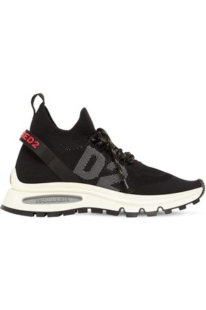 "Dsquared2 Sneakers Aus Sockenstrick ""run Ds2"""