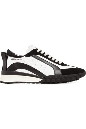 "Dsquared2 Hohe Sneakers Aus Leder ""legend 551 Mix"""