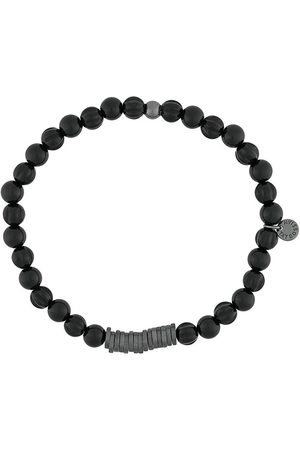 Tateossian Armband mit Perlen