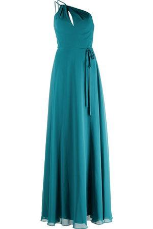 Marchesa Notte Damen Asymmetrische Kleider - Pescara one-shoulder bridesmaid gown