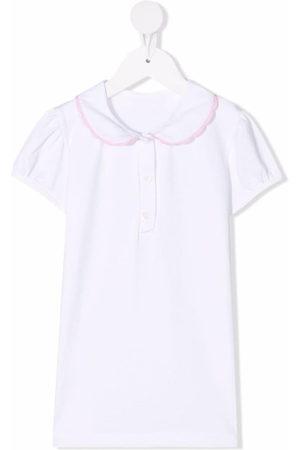 Siola Mädchen Blusen - Bluse mit Kontrastborten