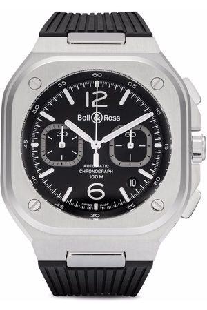 Bell & Ross Herren Uhren - BR 05 Chrono Blue Steel 42mm