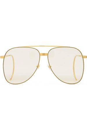 Gucci Herren Sonnenbrillen - Sonnenbrille in Pilotenform