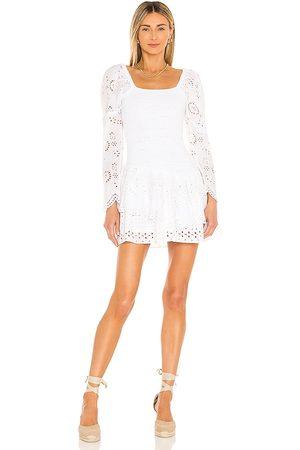 LOVESHACKFANCY Damen Kleider - Cedria Dress in . Size S, XS, M, XL.