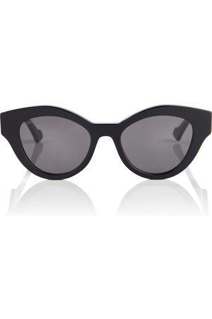 Gucci Damen Sonnenbrillen - Cat-Eye-Sonnenbrille GG