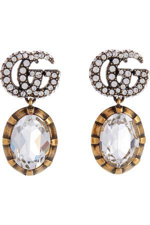 Gucci Verzierte Ohrringe Double G