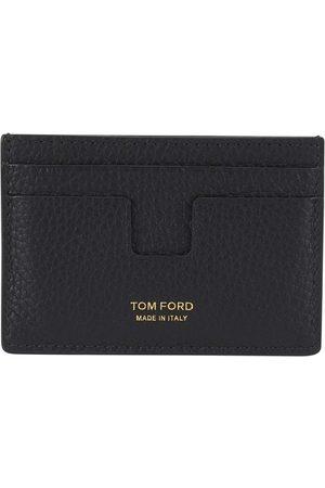 Tom Ford Kartenetui aus genarbtem Leder