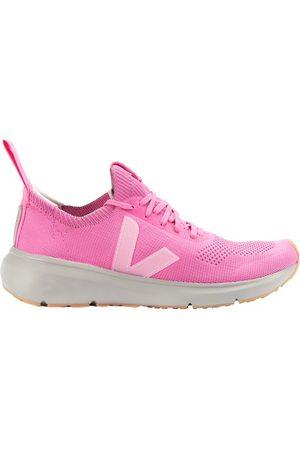 Rick Owens Damen Schnürschuhe - X Veja - Low Sock Sneakers