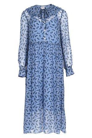 Baum und Pferdgarten Damen Bedruckte Kleider - Kleid Amaira