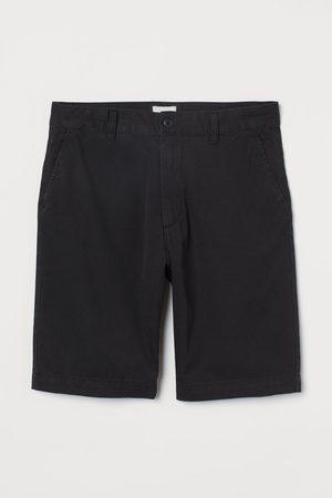 H&M Herren Shorts - Chinoshorts aus Baumwolle