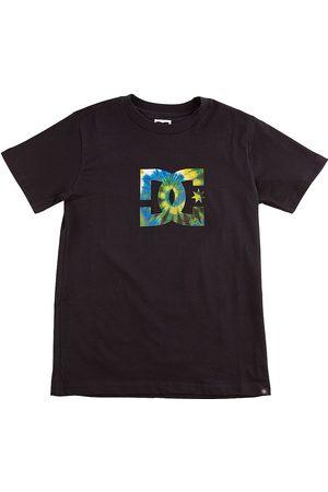 DC Jungen Shirts - Star Tie Dye Fill T-Shirt