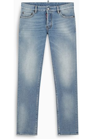 Dsquared2 Slim jeans with faded denim effect