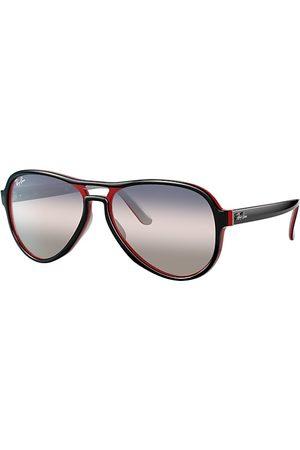 Ray-Ban Sonnenbrillen - Vagabond Bi-gradient , Pink Lenses - RB4355