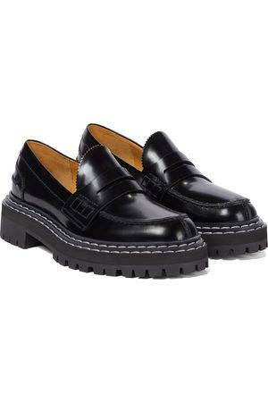 Proenza Schouler Damen Halbschuhe - Loafers aus Leder