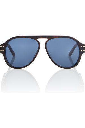 Dior Damen Sonnenbrillen - Aviator-Sonnenbrille DiorSignature A1U